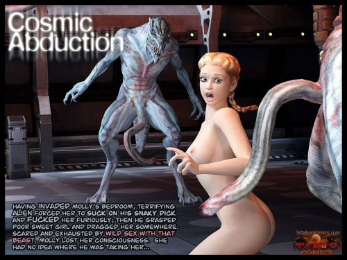 Cosmic Abduction