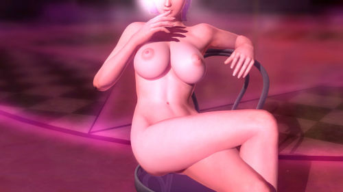 Erotic DOA - Dead or Alive 5 Last Round HDM Nude Mod - part 7